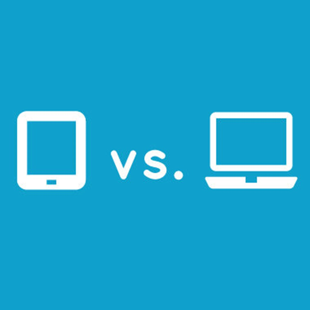 why tablets are better than laptops