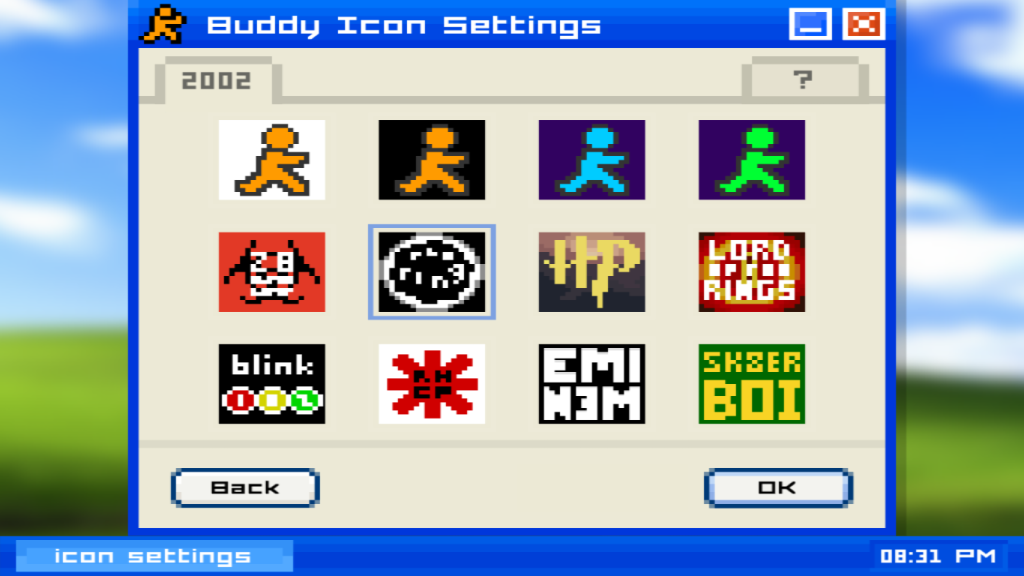 Buddy Icons