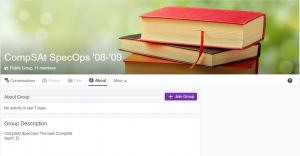 CompSAt SpecOps Yahoo Group