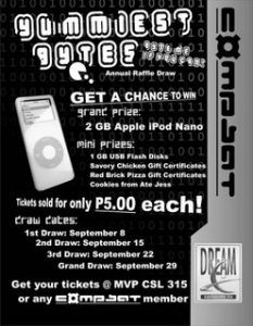 Yummiest Bytes Promotion Poster